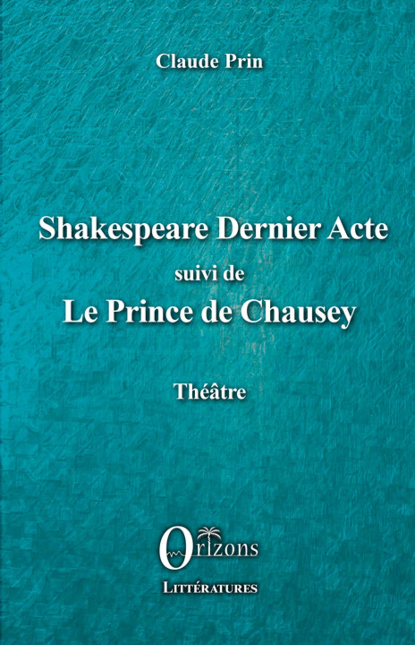 Shakespeare Dernier