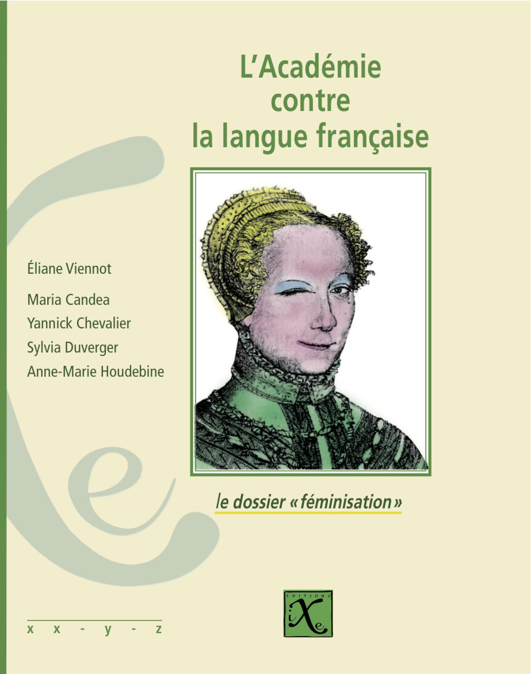 """Résultat de recherche d'images pour """"l'académie contre la langue française"""""""