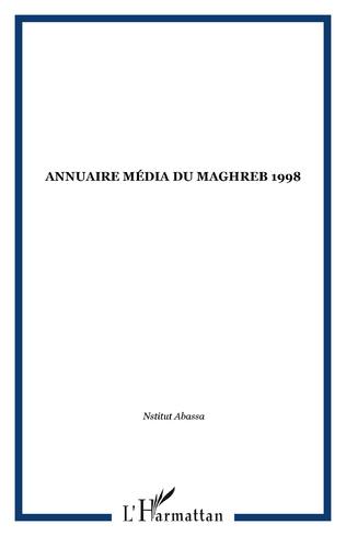 Couverture Annuaire média du Maghreb 1998
