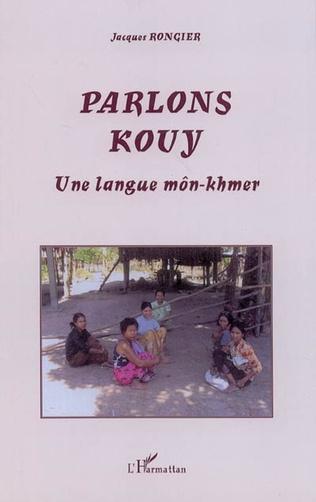 Couverture Parlons Kouy