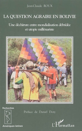 Couverture La question agraire en Bolivie