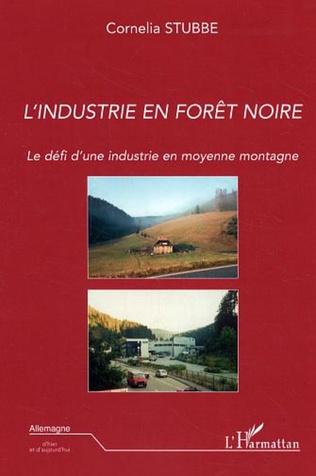 Couverture L'industrie en Forêt-Noire