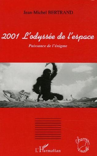 Couverture 2001 L'odyssée de l'espace
