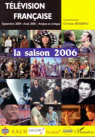 Couverture Télévision française la saison 2006
