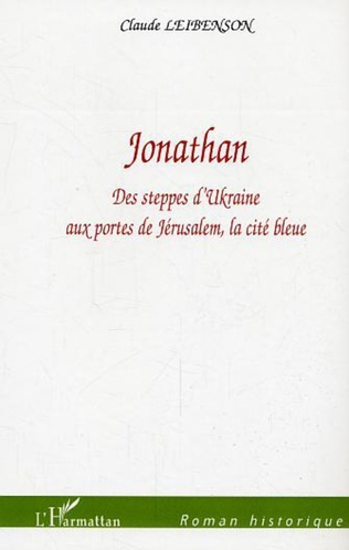 Couverture Jonathan