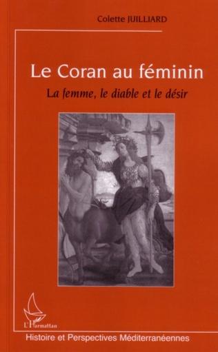 Couverture Le Coran au féminin