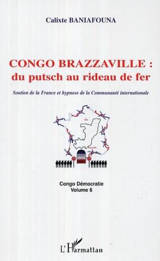 Couverture Congo-Brazzaville : du putsch au rideau de fer