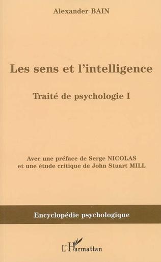 Couverture Les sens et l'intelligence