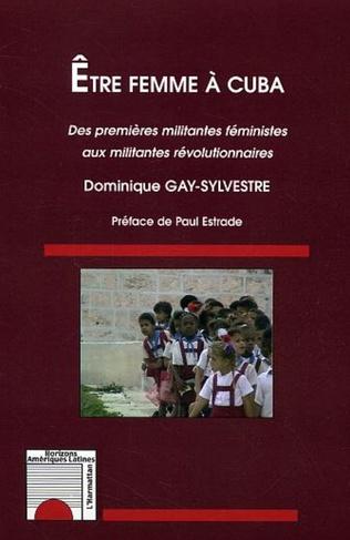 Couverture Être femme à Cuba