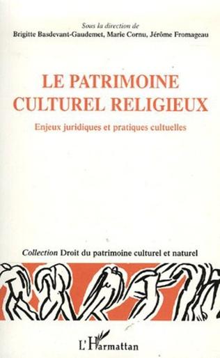 Couverture Le patrimoine culturel religieux