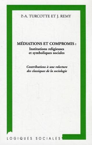 Couverture Médiations et compromis