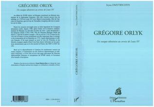 Couverture Grégoire Orlyk