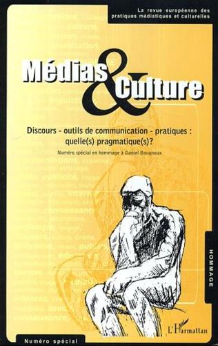 Couverture Médias et culture Numéro spécial