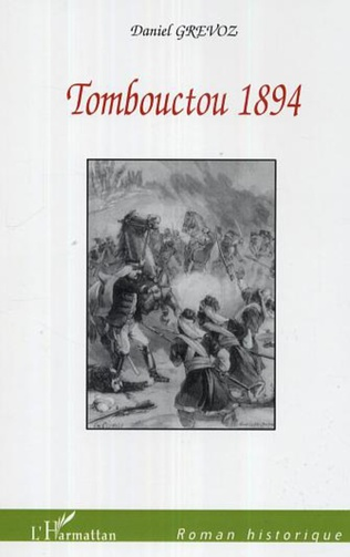 Couverture Tombouctou 1894