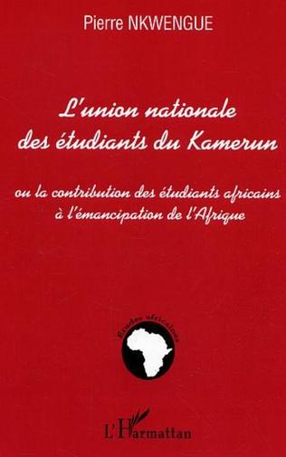 Couverture L'union nationale des étudiants du Kamerun