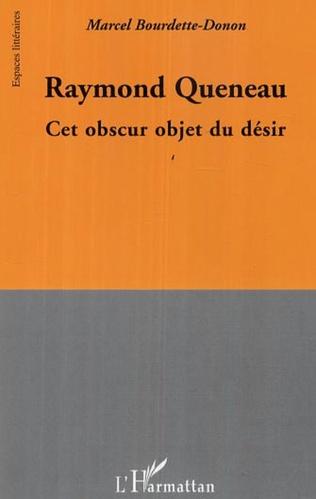 Couverture Raymond Queneau
