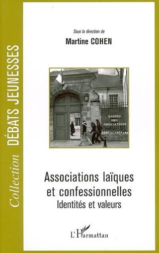 Couverture Associations laïques et confessionnelles