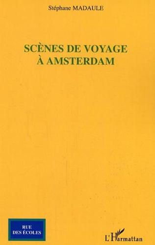 Couverture Scènes de voyage à Amsterdam