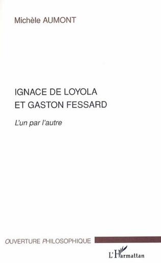 Couverture Ignace de Loyola et Gaston Fessard