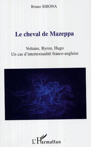 Couverture Le cheval de Mazeppa