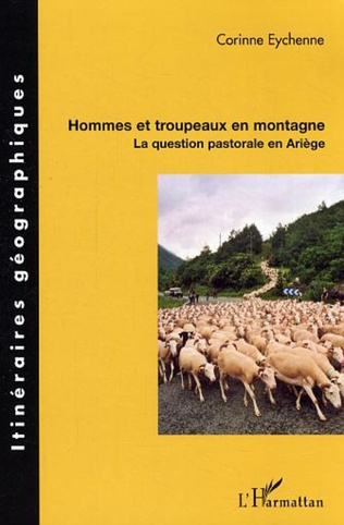Couverture Hommes et troupeaux en montagne