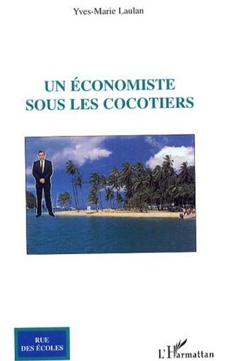 Couverture Un économiste sous les cocotiers