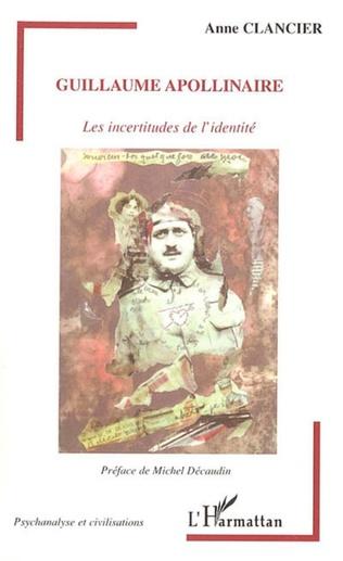 Couverture Guillaume Apollinaire