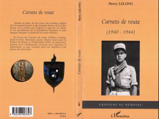 Couverture Carnets de route (1940-1944)