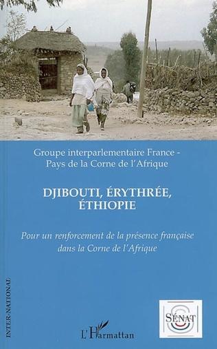 Couverture Pour un renforcement de la présence française dans la Corne de l'Afrique