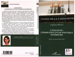 Couverture Catalogne : l'émergence d'une politique extérieure