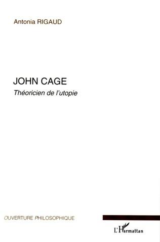 Couverture John Cage