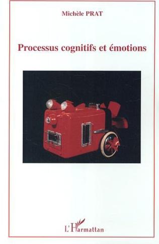 Couverture Processus cognitifs et émotions