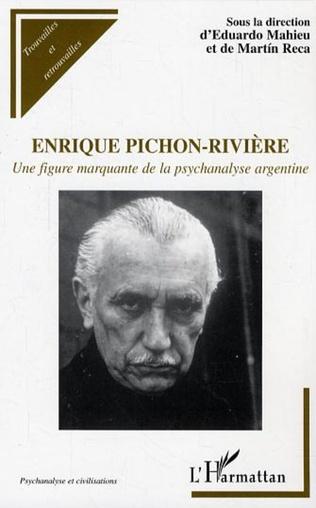 Couverture Enrique Pichon-Rivière