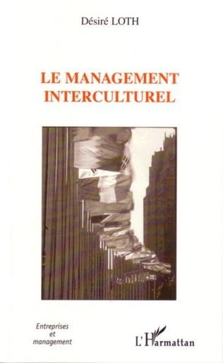 Couverture Le management interculturel