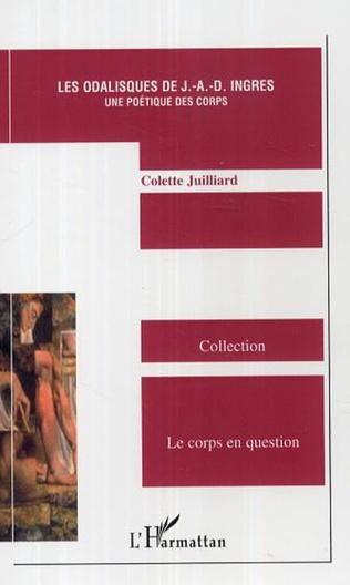 Couverture Les odalisques de J.-A.-D. Ingres