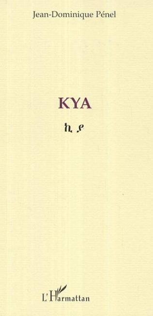 Couverture Kya
