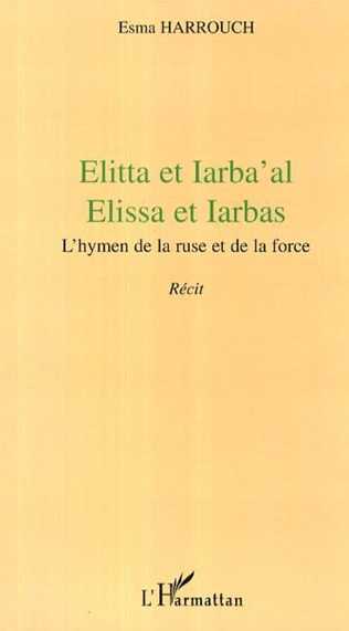 Couverture Elitta et Iarba'al