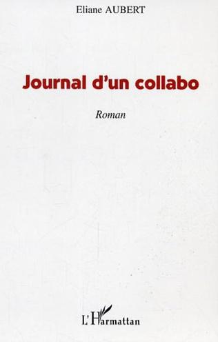 Couverture Journal d'un collabo