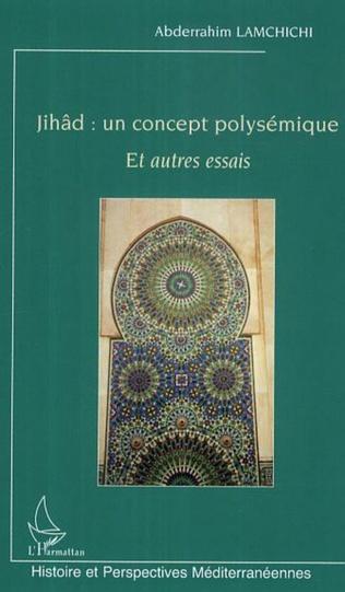 Couverture Jihâd : un concept polysémique