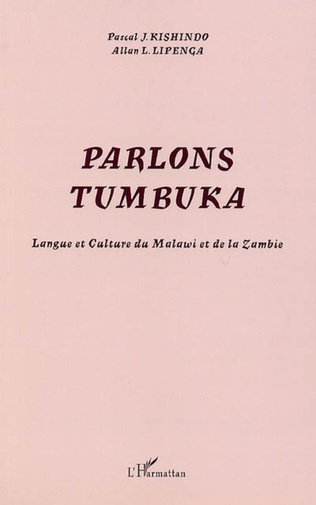 Couverture Parlons Tumbuka