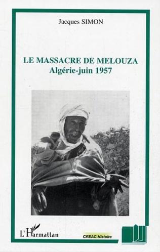Couverture Le massacre de Melouza