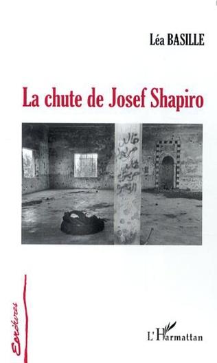 Couverture La chute de Josef Shapiro