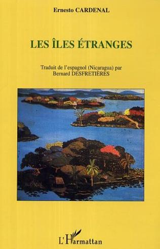 Couverture Les îles étranges