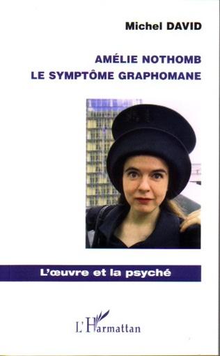 Couverture A la rencontre d'Amélie Nothomb