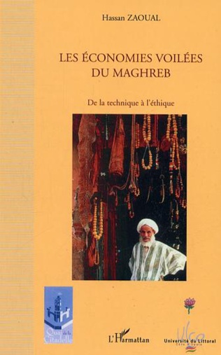 Couverture Les économies voilées du Maghreb