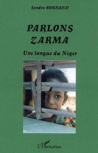 Couverture Parlons Zarma