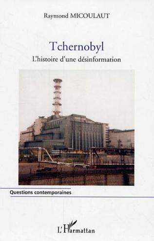 Couverture Tchernobyl