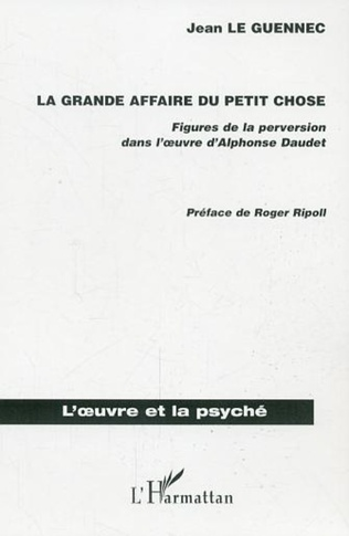Couverture La grande affaire du petit chose
