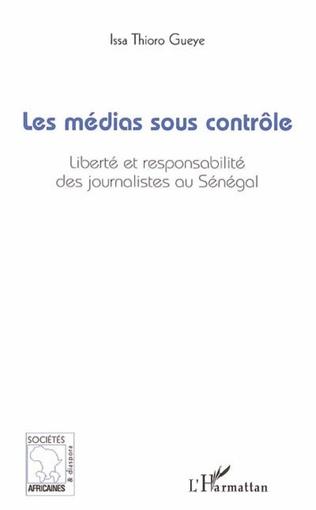 Couverture Les médias sous contrôle