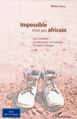 Couverture Impossible n'est pas africain
